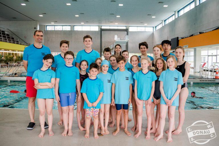 L3 & Schwimmgruppe - Floridsdorferbad